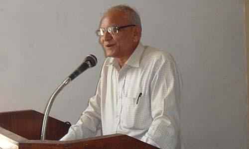 Dr Jivendra Dev Giri