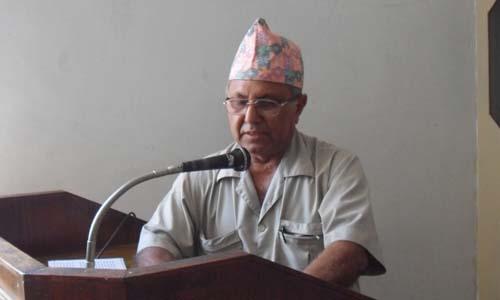 Dr Modnath Prashrit